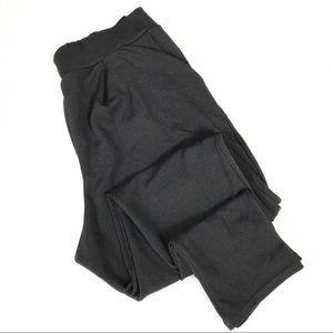 Boohoo Black Tapered Trousers